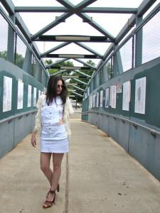 Pinafore Dress