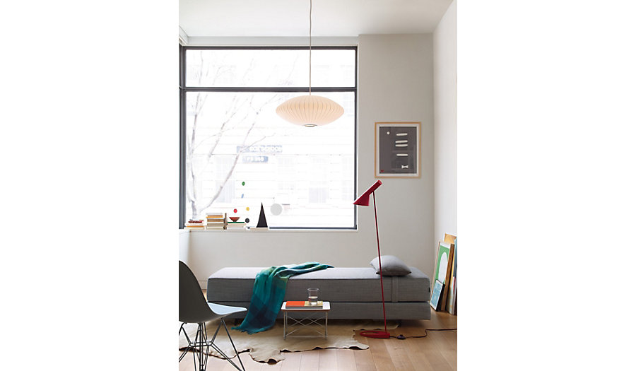 Eye hate heels design within reach duet daybed eames molded armchair aj floor lamp nelson saucer pendant lamp greentooth Images