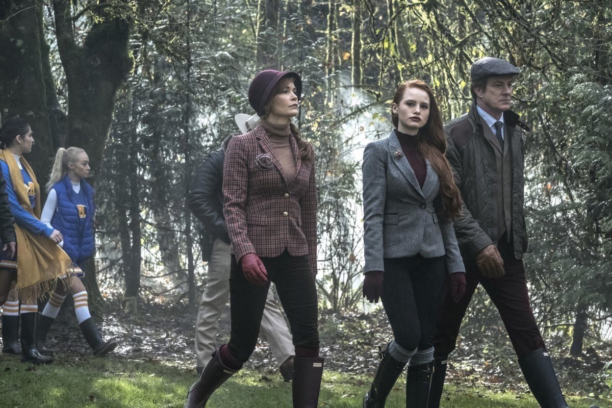 Riverdale Fashion: Season 1 Episode 7