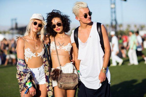 Top Trends at Coachella 2017