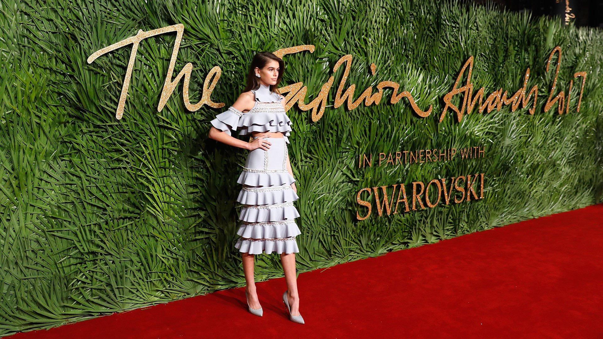 2017 British Fashion Awards