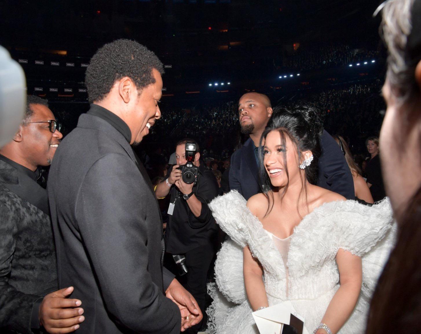 60th Annual Grammy Awards